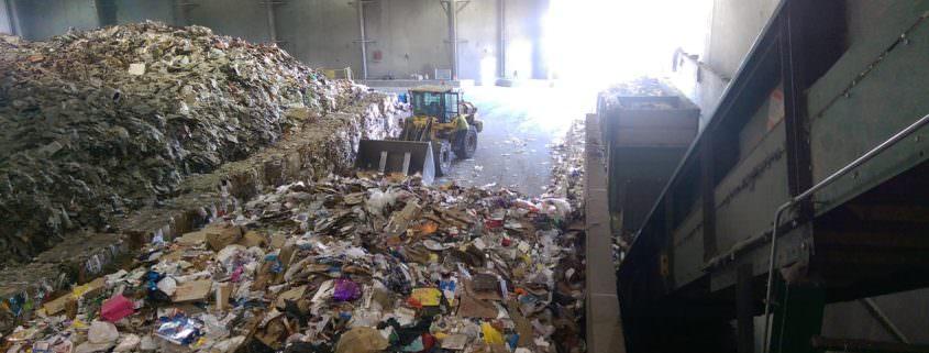 starting waste