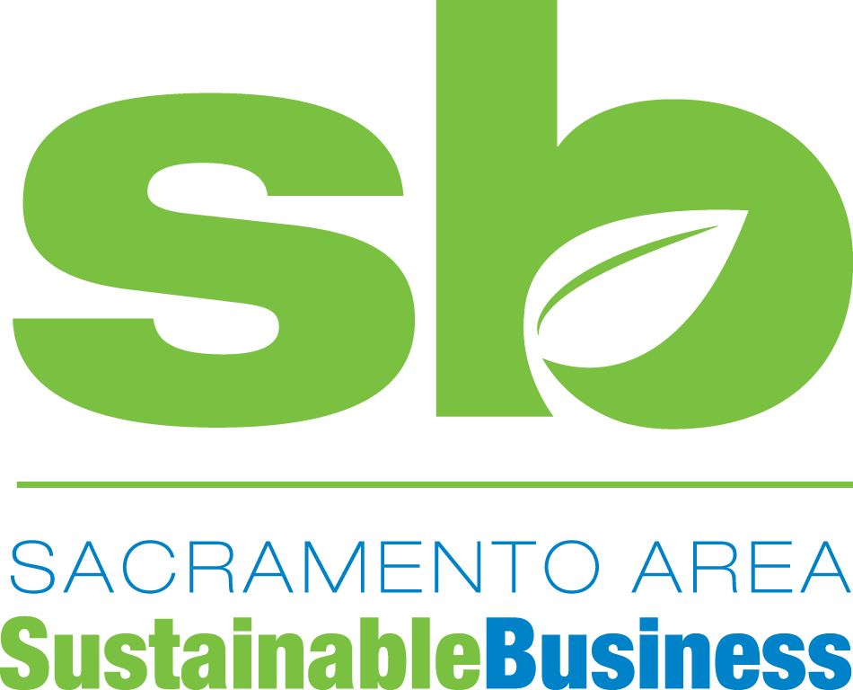 Sacramento Area Sustainable Business Logo