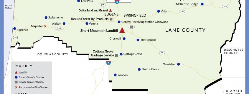 Lane County Facilities