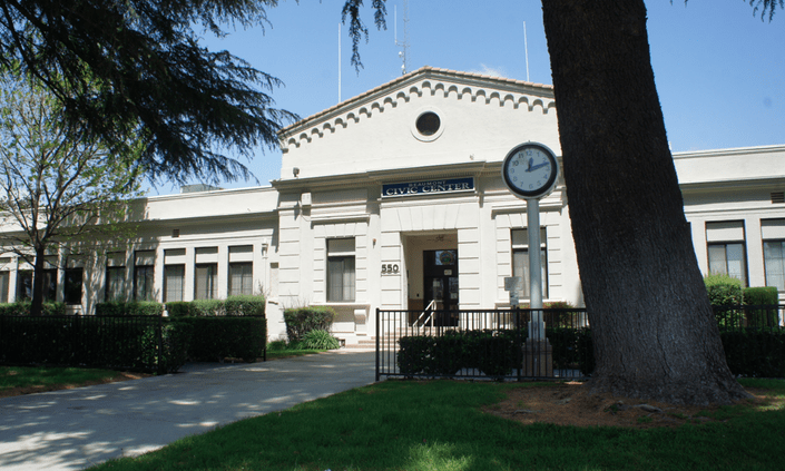 City of Beaumont, City Hall